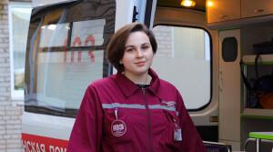 Молодые специалисты новополоцкой станции скорой помощи