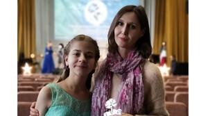 Новополочанка Соф'я Палякевіч стала лаўрэатам Міжнароднага конкурсу «Крыштальны васілёк»