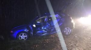 В Новополоцке на перекрестке произошло ДТП с участием трех автомобилей