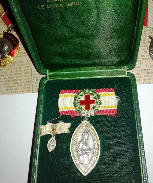 1_медаль имени Флоренс Найтингейл