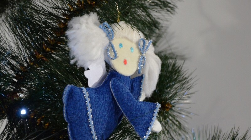 Рождество Христово_ангел