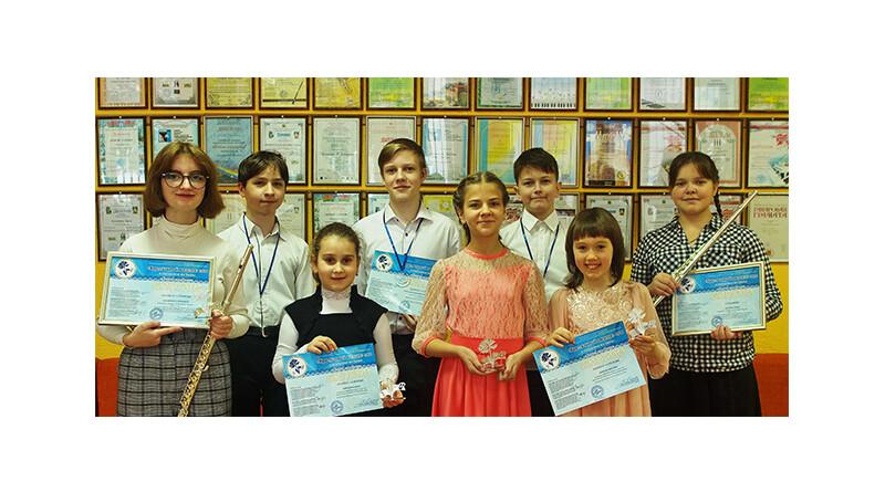 Учащиеся ДШИ №1 - победители междунар. конкурса_1