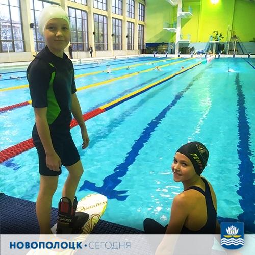 Надя Козельская и Маша Юранова