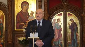 Лукашенко о Беларуси и народном единстве: только вместе можем спасти этот клочок земли