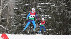«Снежный снайпер». Кто из новополочан примет участие в областном этапе республиканских соревнований по биатлону?