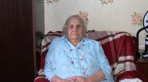 Новополочанка Евгения Козлова отметила 100-летний юбилей