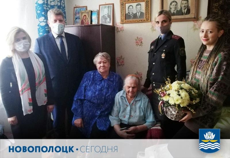 Евгения Козлова_100 лет
