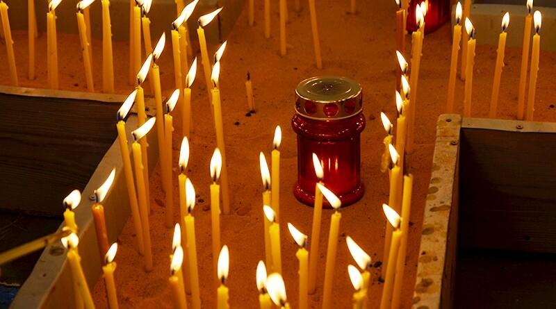 Поставь свечу о нерожденном младенце1