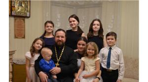 Рождественские традиции многодетной семьи Скобей