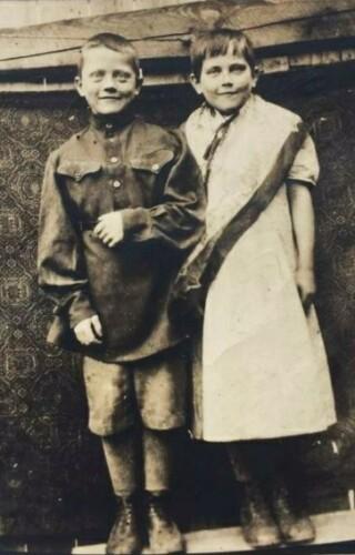 Самусёнок Евгения и Самусёнок Анатолий