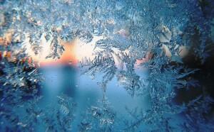 Морозы усиливаются. В Новополоцке ожидается желтый уровень опасности