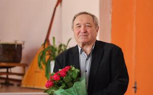 Знаменитые Новополоцкие музыканты Александр Кондратюк и Леонид Малиновский отметили своё 70-летие