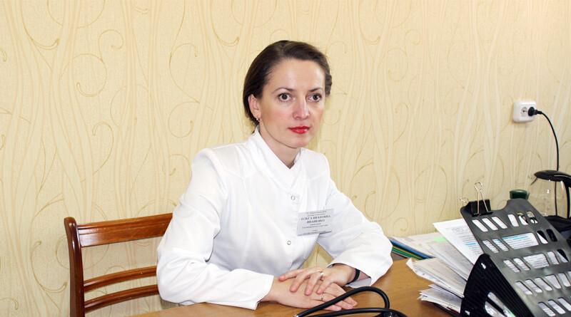 Ольга Иваненко миниатюра