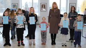 В Новополоцке стартовал новый творческий проект «Палитра единства», в рамках Года народного единства