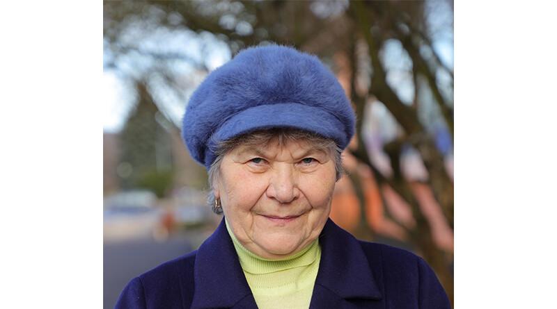 Галина Метликина