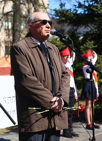 Георгий Костецкий
