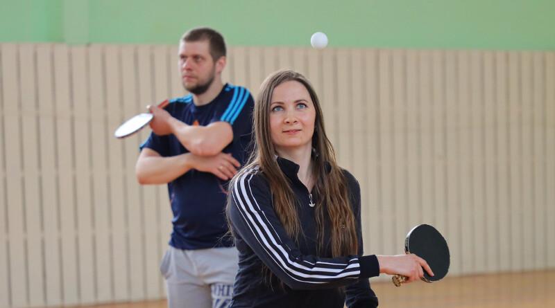 Настольный теннис1