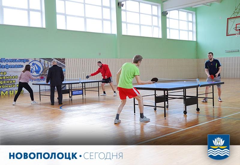 Настольный теннис11