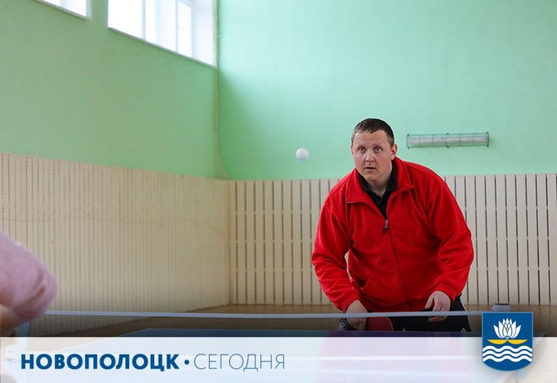 Настольный теннис12