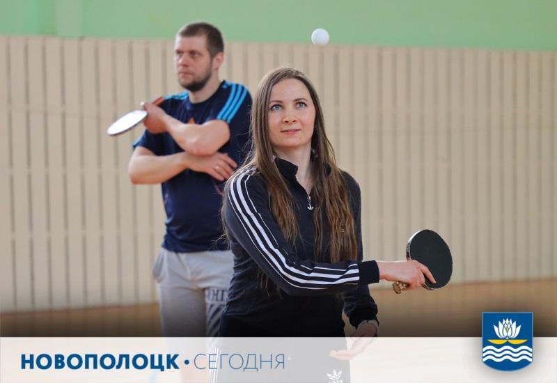 Настольный теннис13
