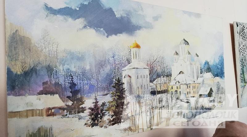 Светлана Баранковская_выставка2