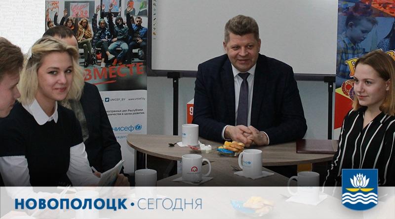 Сергей Семёнычев_молодежный парламент
