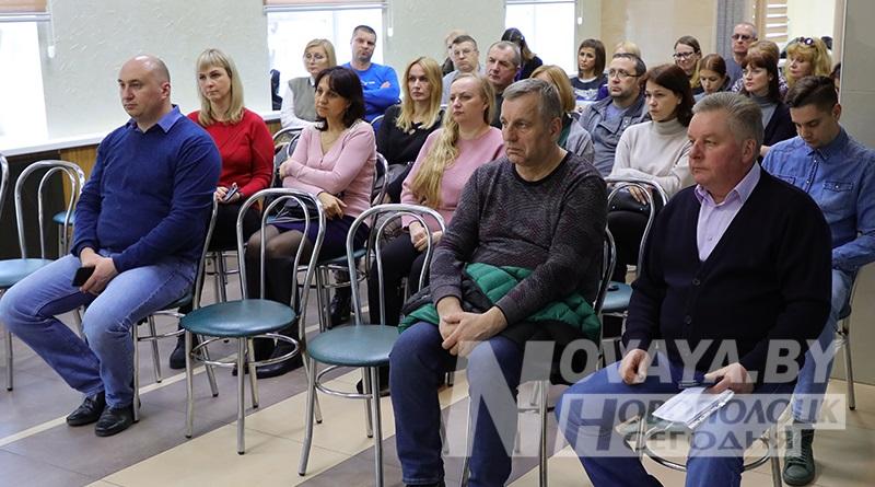 встреча в трудовом коллективе_Нафтан-сервис1