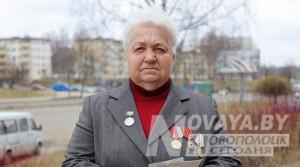Светлана Стрижнёва: «Цените мир!»