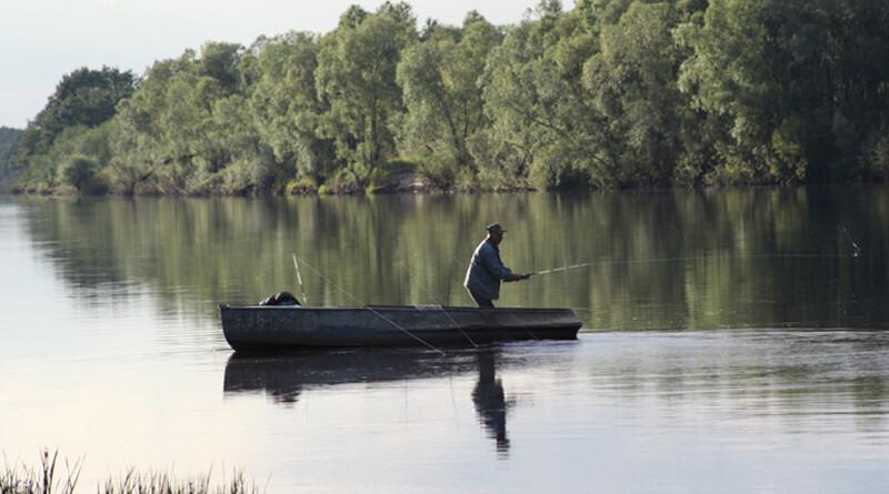 лов рыбы_рыбак_фото БЕЛТА