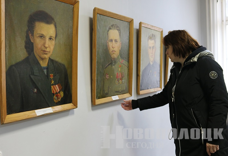 10_выставка_Фрагменты военной жизни6