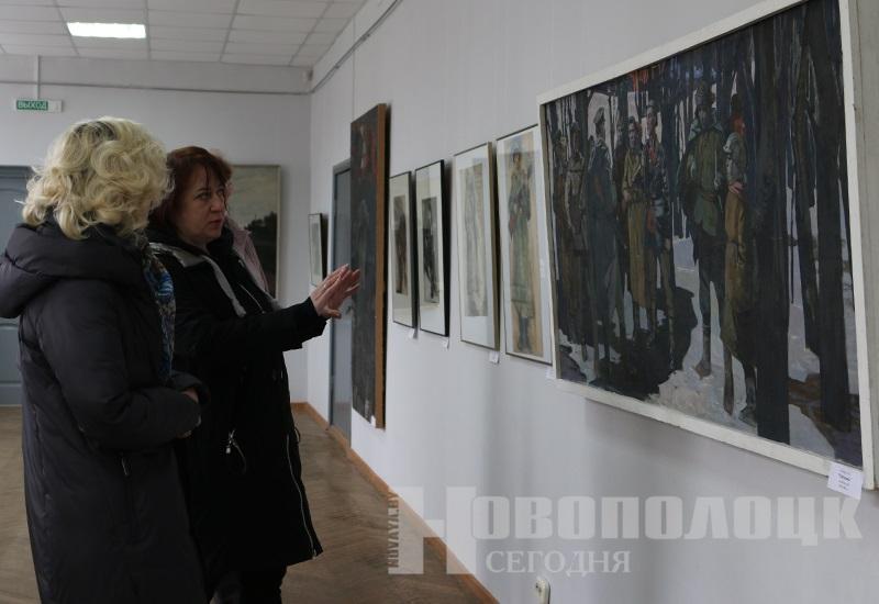 4_выставка_Фрагменты военной жизни10