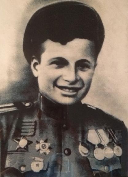 Даниил Хатламаджиев1