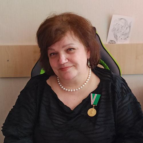 Жанна Соловей