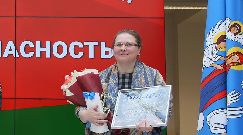 Лариса Стёпкина