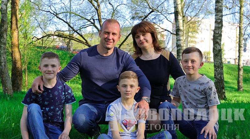 Семья Красовских