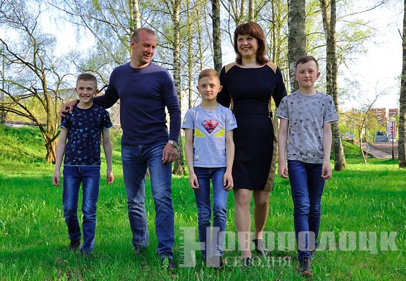 Семья Красовских1
