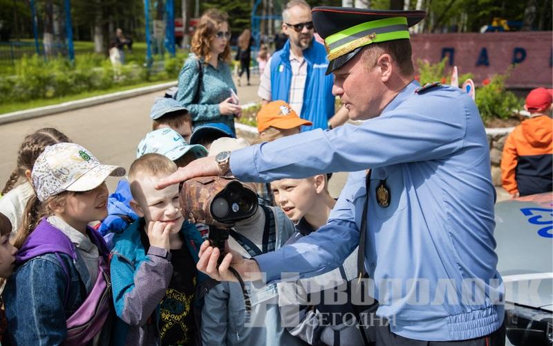 Сайт День защиты детей в парке 1