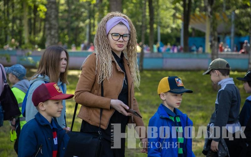 Сайт День защиты детей в парке 10