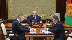 О значении ВПК и санкционных угрозах – Лукашенко доложили о работе военно-промышленного комплекса