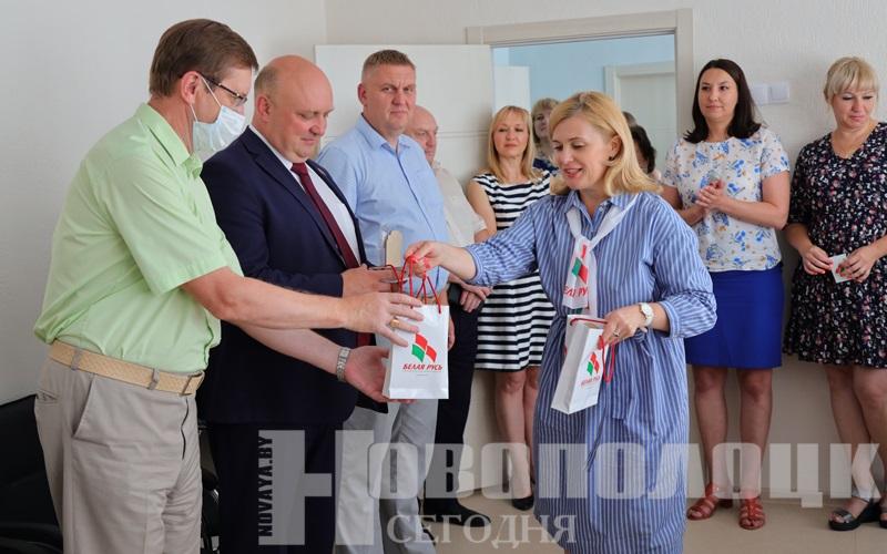 В Новополоце состоялась открытие 2
