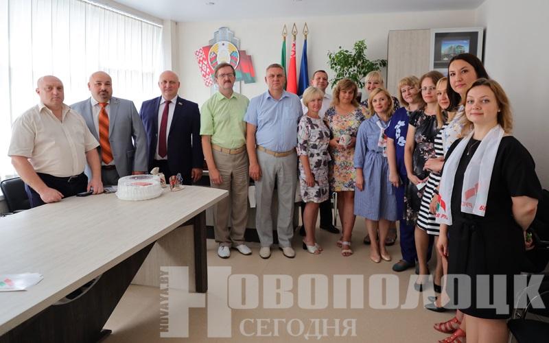 В Новополоце состоялась открытие 3