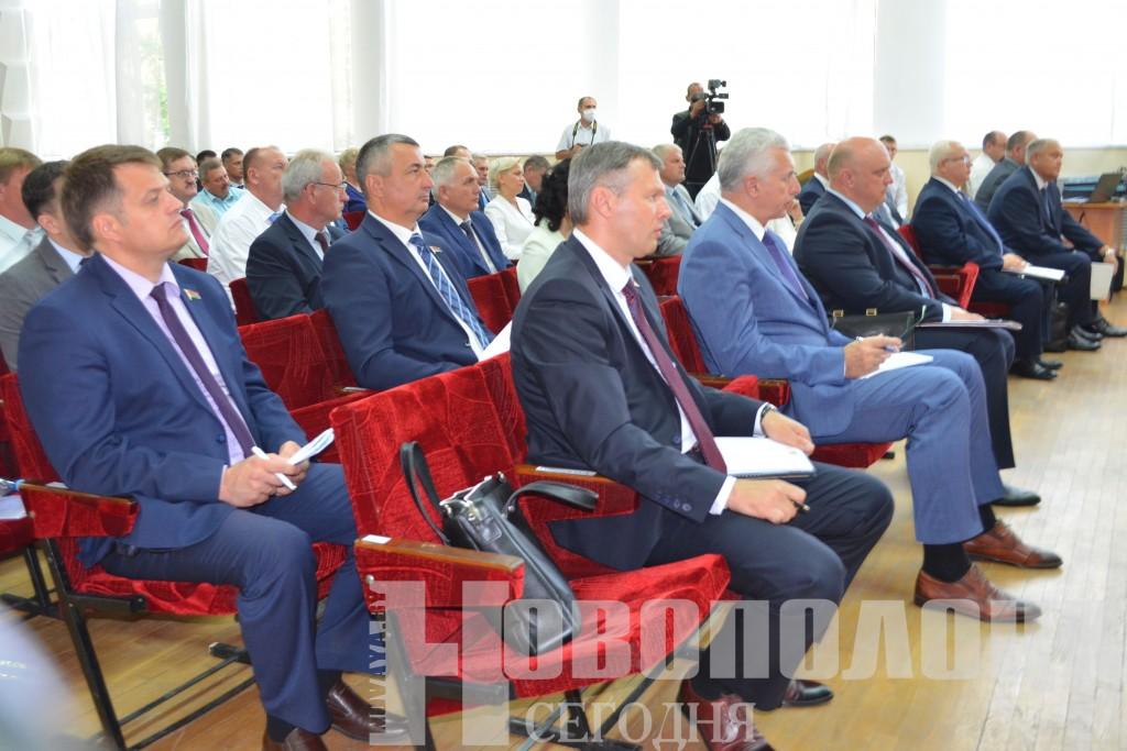 Совет Республики Ушачи 2