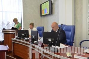 Итоги выполнения показателей социально-экономического развития в I полугодии рассмотрены в Новополоцком горисполкоме