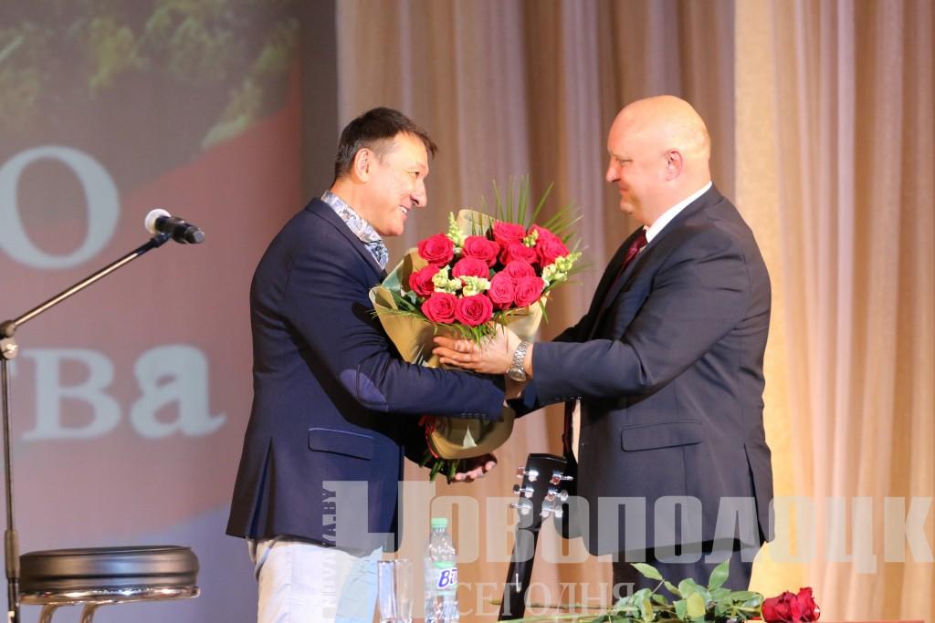 Ильяс Аутов и Дмитрий Демидов