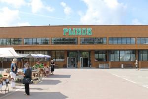 Новополочан приглашают на открытие рынка «Дисна» после ремонта