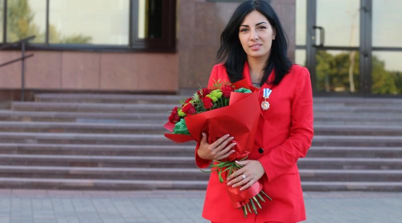 Анастасия Ледак