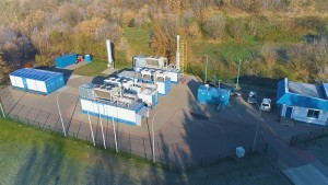 Новый «зеленый» проект первого ЭкоЛогичного банка – строительство станции дегазации на полигоне для твердых бытовых отходов