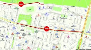 Внимание: 17 сентября в Новополоцке будет изменено движение транспорта