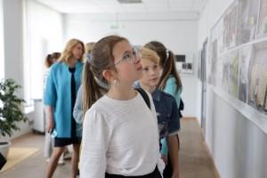 В Новополоцке открылась выставка дипломных дизайн-проектов студентов ПГУ