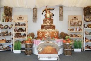 В Шумилино прошел фестиваль «Дажынкi-2021»